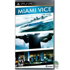 Miami Vice The Game PSP - интернет магазин Retromagaz