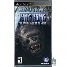 Peter Jackson's King Kong (Без коробки) PSP - интернет магазин Retromagaz