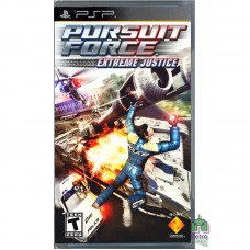 Pursuit Force Extreme Justice PSP - інтернет магазин Retromagaz