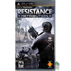 Resistance Retribution PSP - интернет магазин Retromagaz