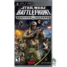 Star Wars Battlefront Renegade Squadron PSP (без коробки) - интернет магазин Retromagaz