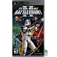 Star Wars Battlefront 2 PSP - інтернет магазин Retromagaz