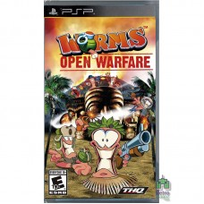 Worms Open Warfare PSP - інтернет магазин Retromagaz