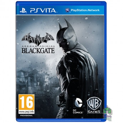 Batman Arkham Origins Blackgate Росiйською PS Vita