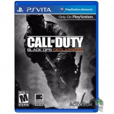 Call of Duty Black Ops Declassified PS Vita - интернет магазин Retromagaz
