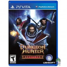 Dungeon Hunter Alliance PS Vita Б/У