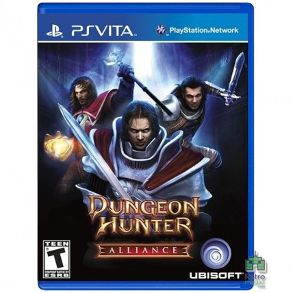 Игры PS Vita -  Dungeon Hunter Alliance PS Vita Б/У