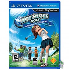 Everybody's Golf PS Vita Б/У - интернет магазин Retromagaz