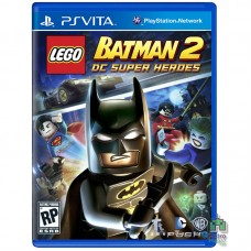 Lego Batman 2 DC Super Heroes PS Vita  - интернет магазин Retromagaz