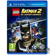 Lego Batman 2 DC Super Heroes РУС PS Vita - интернет магазин Retromagaz