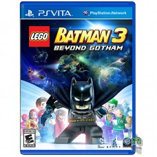 Lego Batman 3 Beyond Gotham PS Vita - интернет магазин Retromagaz