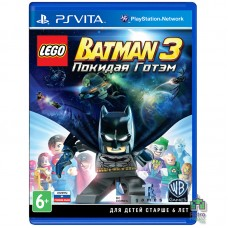 Lego Batman 3 Beyond Gotham РУС PS Vita Б/У - интернет магазин Retromagaz