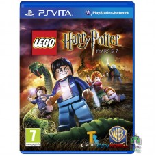 Lego Harry Potter Years 5-7 РУС PS Vita Б/У