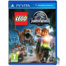 Lego Jurassic World РУС PS Vita Б/У