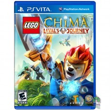 LEGO Legends of Chima: Laval's Journey PS Vita Б/У