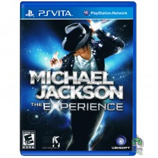 Michael Jackson The Experience PS Vita Б/У - интернет магазин Retromagaz