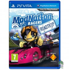 ModNation Racers Road Trip РУС PS Vita Б/У - интернет магазин Retromagaz