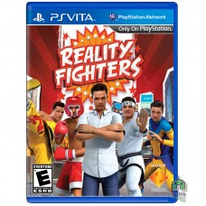 Reality Fighters PS Vita Б/У - интернет магазин Retromagaz