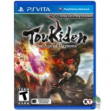 Toukiden The Age of Demons PS Vita Б/У - интернет магазин Retromagaz