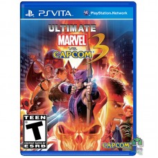 Ultimate Marvel vs Capcom 3 PS Vita - интернет магазин Retromagaz