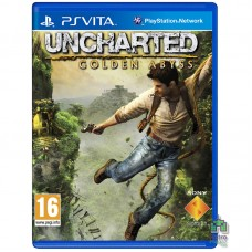 Uncharted Golden Abyss РУС PS Vita Б/У - интернет магазин Retromagaz