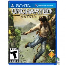 Uncharted Golden Abyss PS Vita - интернет магазин Retromagaz