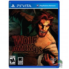 Wolf Among Us PS Vita Б/У - интернет магазин Retromagaz