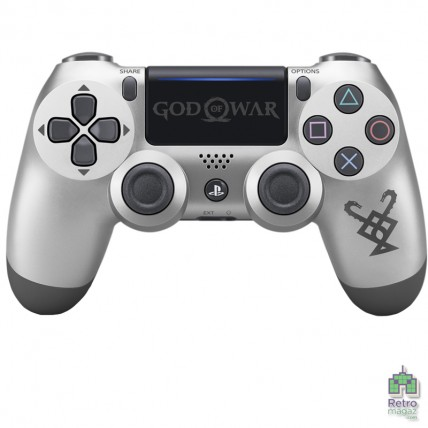 Джойстик Dualshock 4 v.2 God Of War Edition PS4 / Оригинал