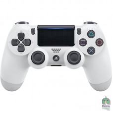 Геймпад Dualshock 4 v.2 White PS4 - інтернет магазин Retromagaz
