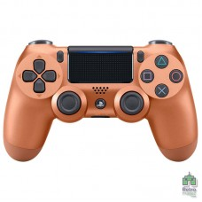 Sony DualShock 4 V2 (Copper) - интернет магазин Retromagaz