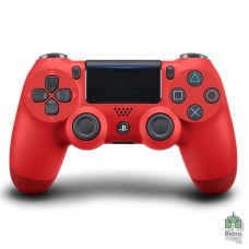Джойстик Dualshock 4 ver.2 Red PS4 - интернет магазин Retromagaz