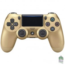 Джойстик Dualshock 4 v.2 Golden PS4 / Оригинал - интернет магазин Retromagaz