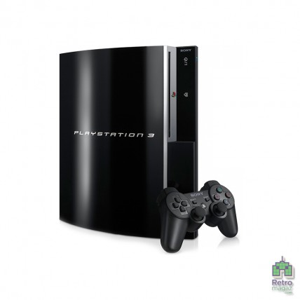 Консоли PlayStation 3 Б/У - PlayStation 3 FAT 40GB + 3 провода Б/У