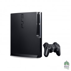 PlayStation 3 Slim 200GB + 3 провода Б/У
