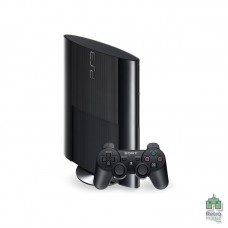 PlayStation 3 Super Slim 80GB | + 3 провода Б/У - интернет магазин Retromagaz