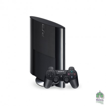 Консоли PlayStation 3 Б/У - PlayStation 3 Super Slim 500GB Б/У + Игры Ц2