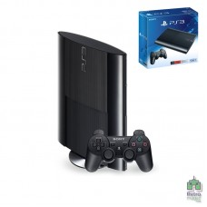 PlayStation 3 Super Slim 500GB + Коробка Б/У