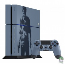 PlayStation 4 Fat 500GB Uncharted 4 Limited Edition Б/У - інтернет магазин Retromagaz