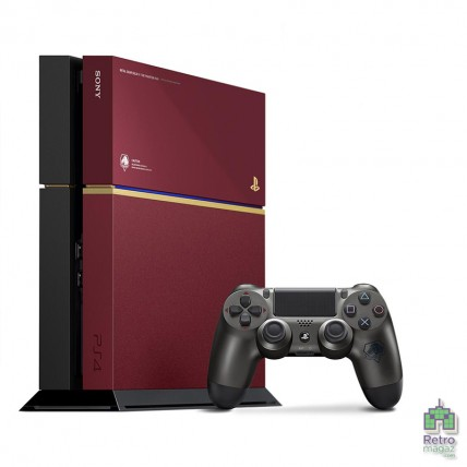Консоли PlayStation 4 Б/У - PlayStation 4 500GB Metal Gear Solid 5 Limited Edition The Phantom Pain Edition Б/У