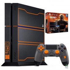 PlayStation 4 1TB Lim Ed / Black Ops III Б/У - интернет магазин Retromagaz