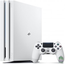 PlayStation 4 Pro 1TB | White - интернет магазин Retromagaz