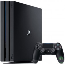PlayStation 4 Pro 1TB Black Refurbished