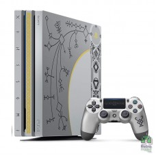 PlayStation 4 Pro 1TB Limited Edition God Of War Базовый комплект Б/У