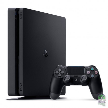 Консоли PlayStation 4 Новые - PlayStation 4 Slim 500GB Новая
