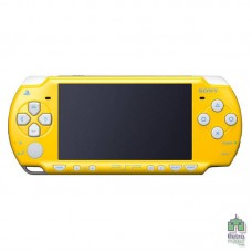 Sony PlayStation Portable PSP 2xxx The Simpsons Limited Edition + карта памяти 8GB Б/У - интернет магазин Retromagaz