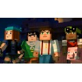 Xbox 360 LT3 - Minecraft Story Mode Б/У Xbox 360 LT 3.0  - Фото № 1
