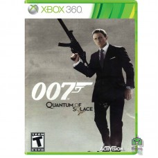 007 Quantum of Solace Xbox 360 - интернет магазин Retromagaz