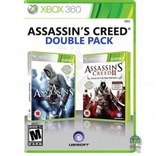 Assassin's Creed Double Pack Assassin's Creed & Assassin's Creed 2 GOTY Xbox 360 Б/У