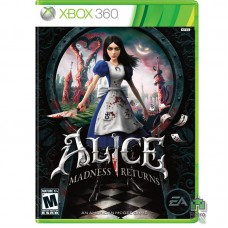 Alice Madness Returns Xbox 360 LT 3.0 - интернет магазин Retromagaz