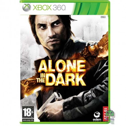 Xbox 360 Оригінал - Alone in the Dark Xbox 360